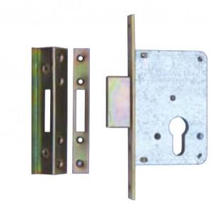מנעול עליון צור-קומפלט/תפזורת 2- נעילות